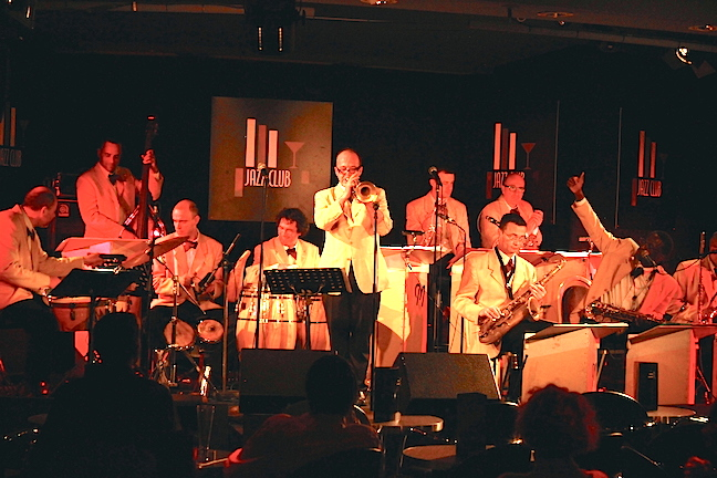 Mambomania big band